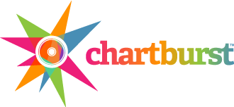 chartburst logo transparent