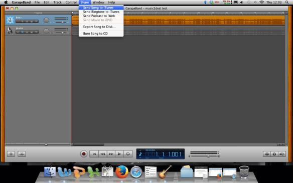 How To…Export Tracks From Garageband | Music2Deal
