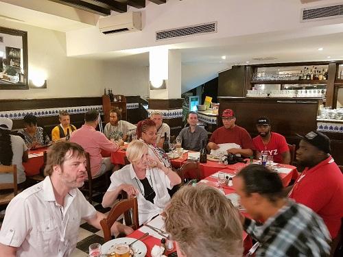 networking dinner