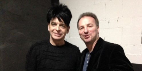 Gary numan interview part 1 music2deal garynewmanrichardrogers m4hsunfo